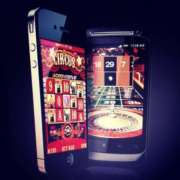 Live Casino op je Mobiel