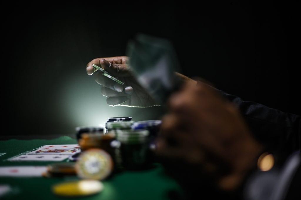 Live Texas Hold'em Online Nederland